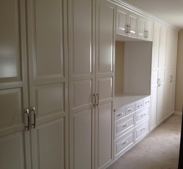 armadio classico laccato
