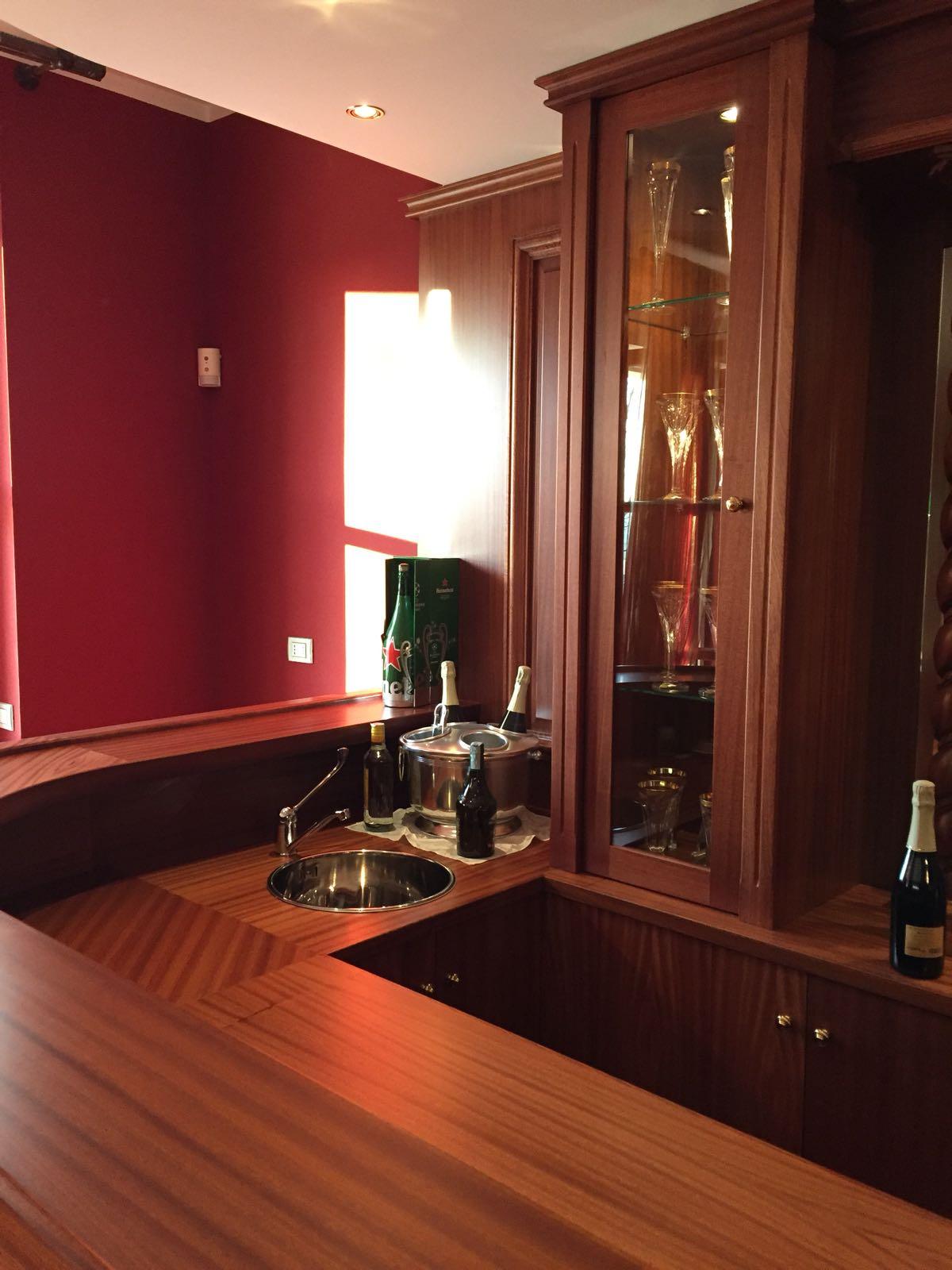 angoli bar per casa su misura Roma