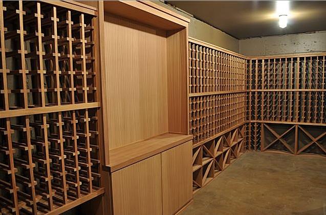 Arredamenti cantine per il vino ESCAPE='HTML'