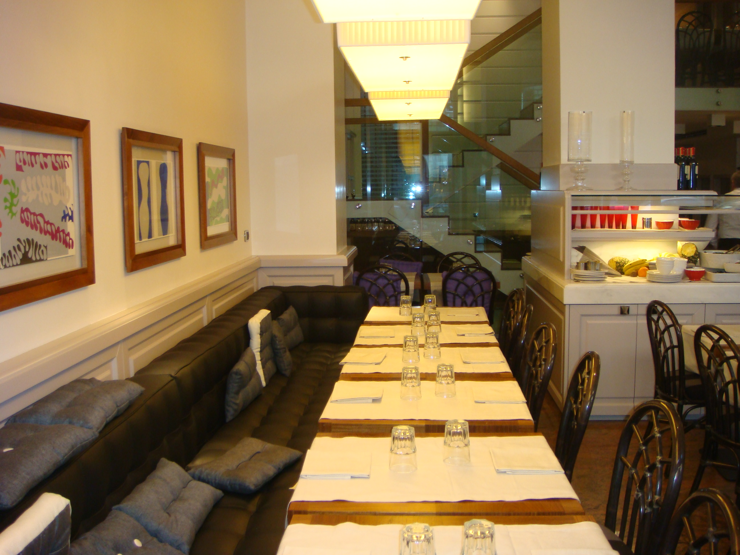 arredo per ristoranti roma