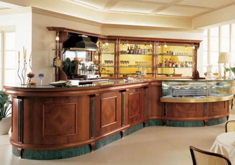 Arredamento bar ristorante Roma ESCAPE='HTML'