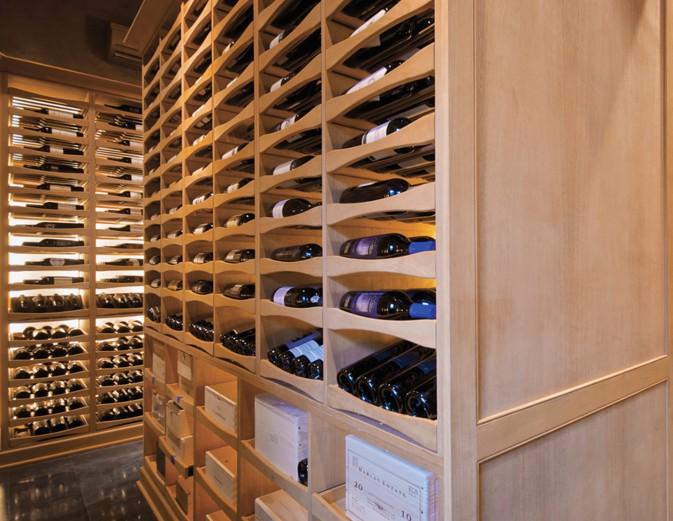 Arredamenti cantine vino for Arredamento cantina vino