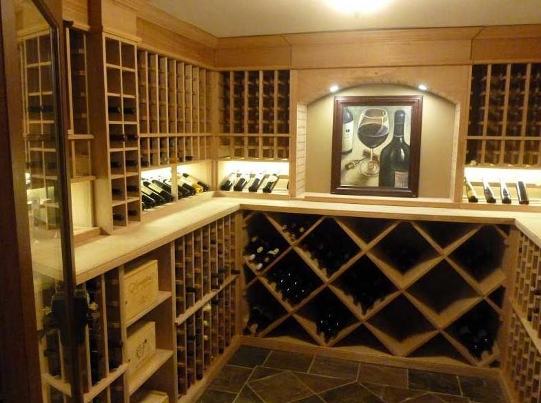 Arredamento cantina vino piccoli spazi ESCAPE='HTML'