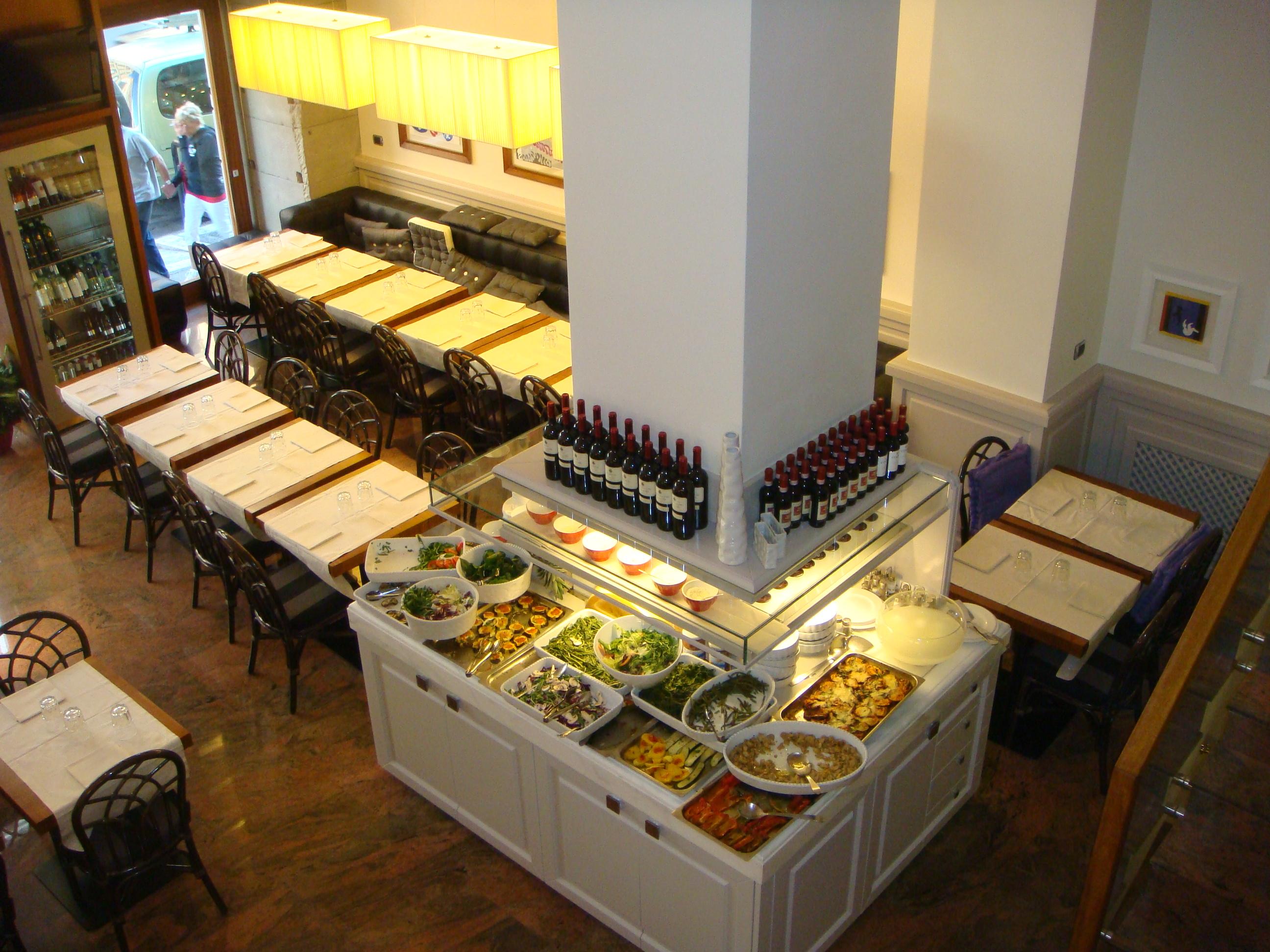 arredo ristoranti a roma ESCAPE='HTML'