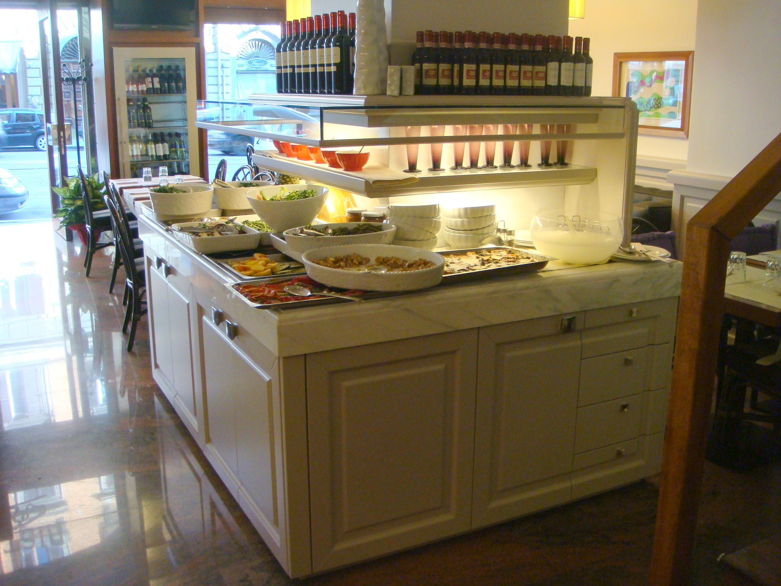 arredamenti per ristoranti roma