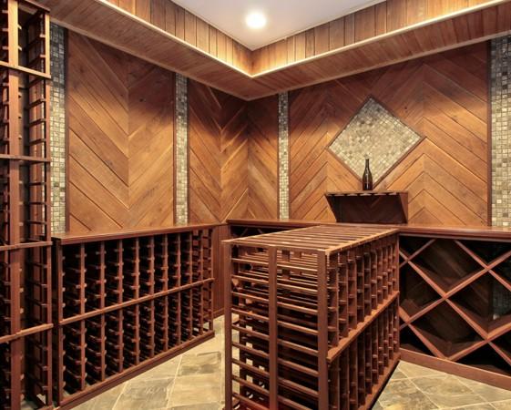 arredamento cantina vino