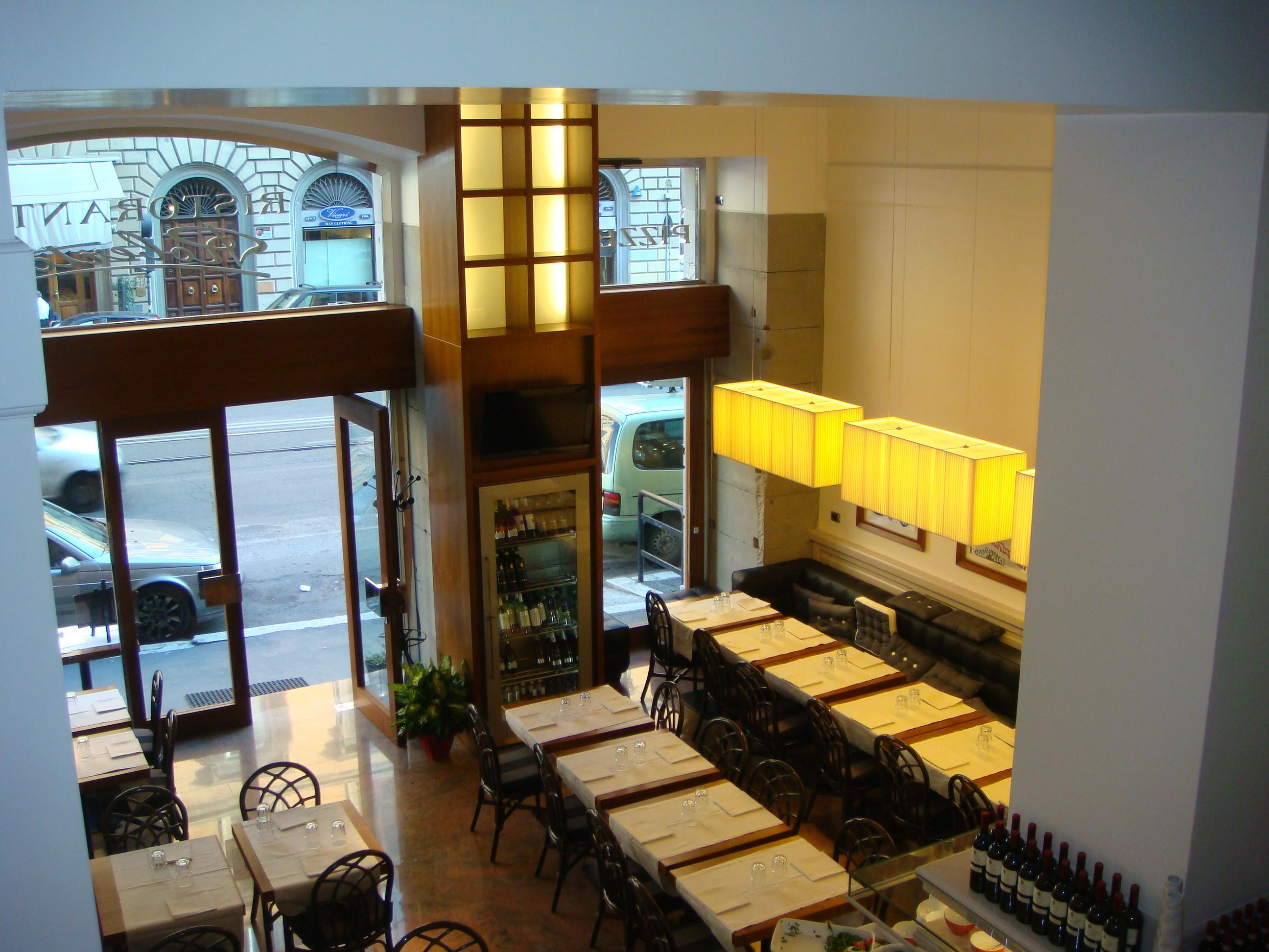 arredi per ristorante roma ESCAPE='HTML'