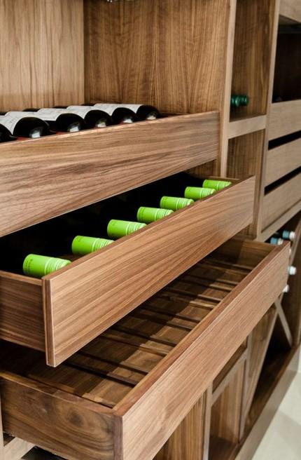 Arredamento cantina vino milano falegnameriartigianale for Arredamento cantina vino