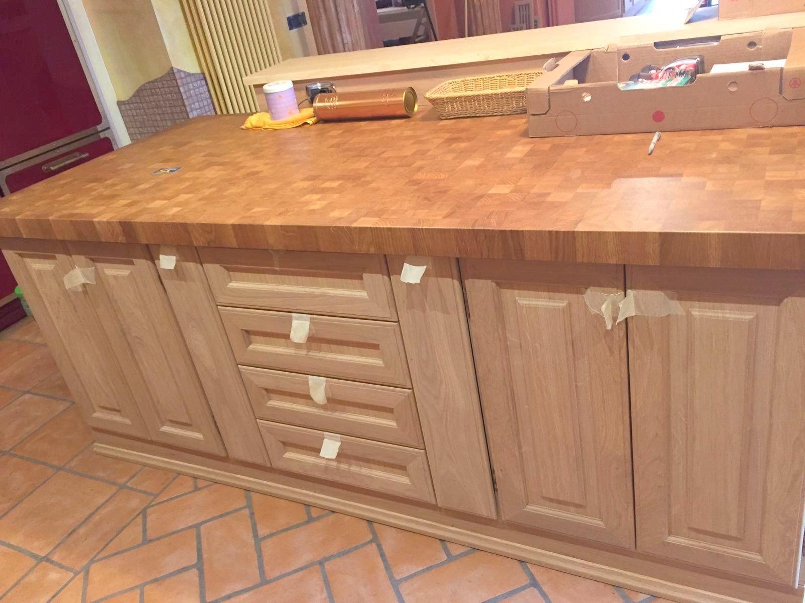 cucine in legno artigianali milano
