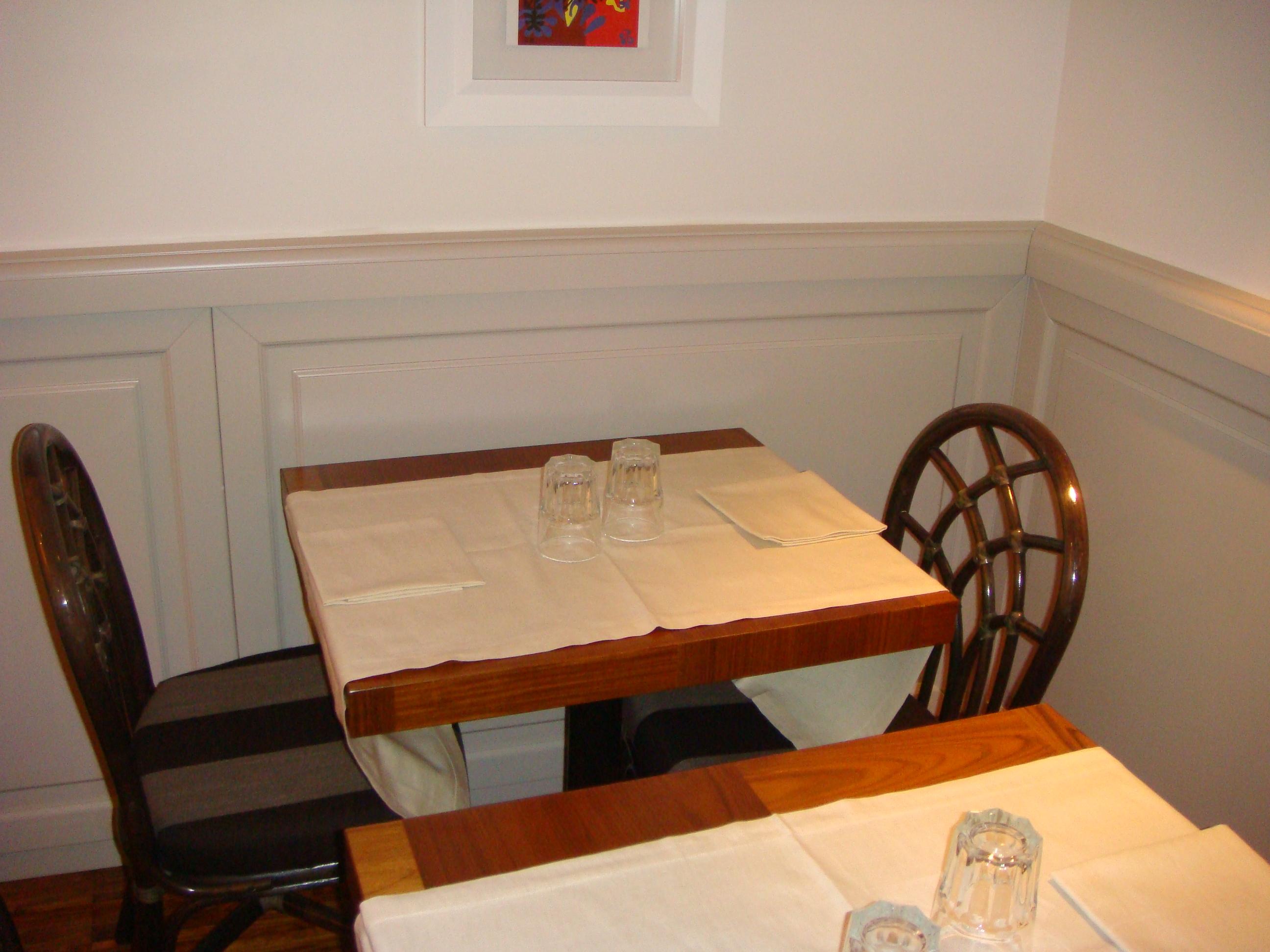 boiserie bassa ristorante roma ESCAPE='HTML'