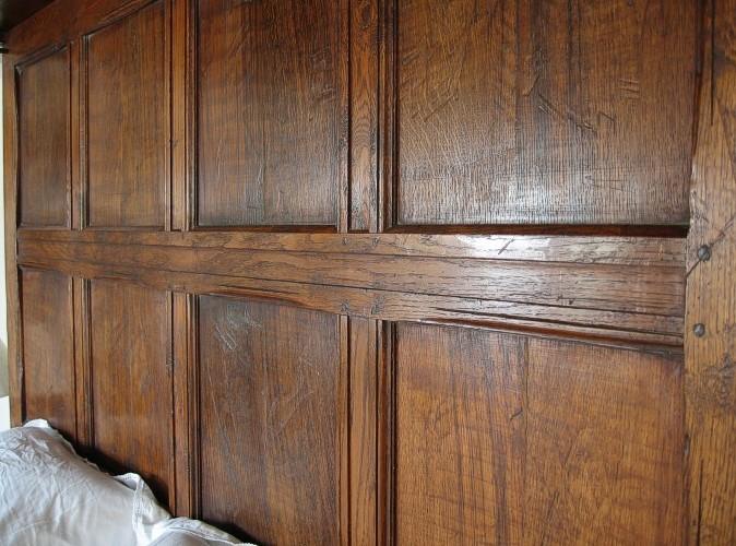 Boiserie in legno rustiche