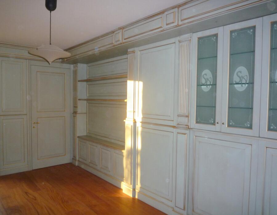 Boiserie  studio laccata  ESCAPE='HTML'