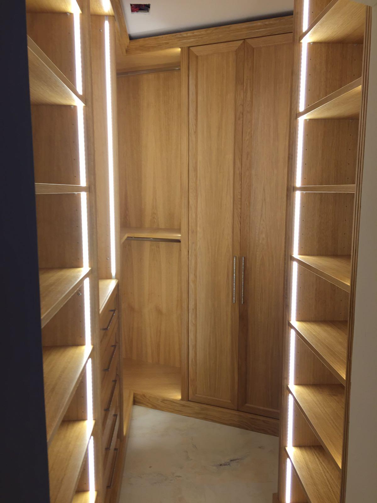 cabine armadio in legno su misura ESCAPE='HTML'