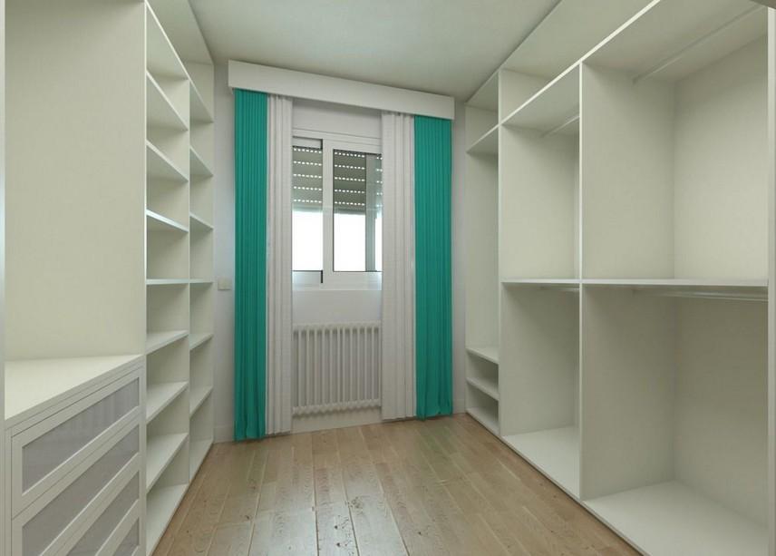 stanza cabina armadio
