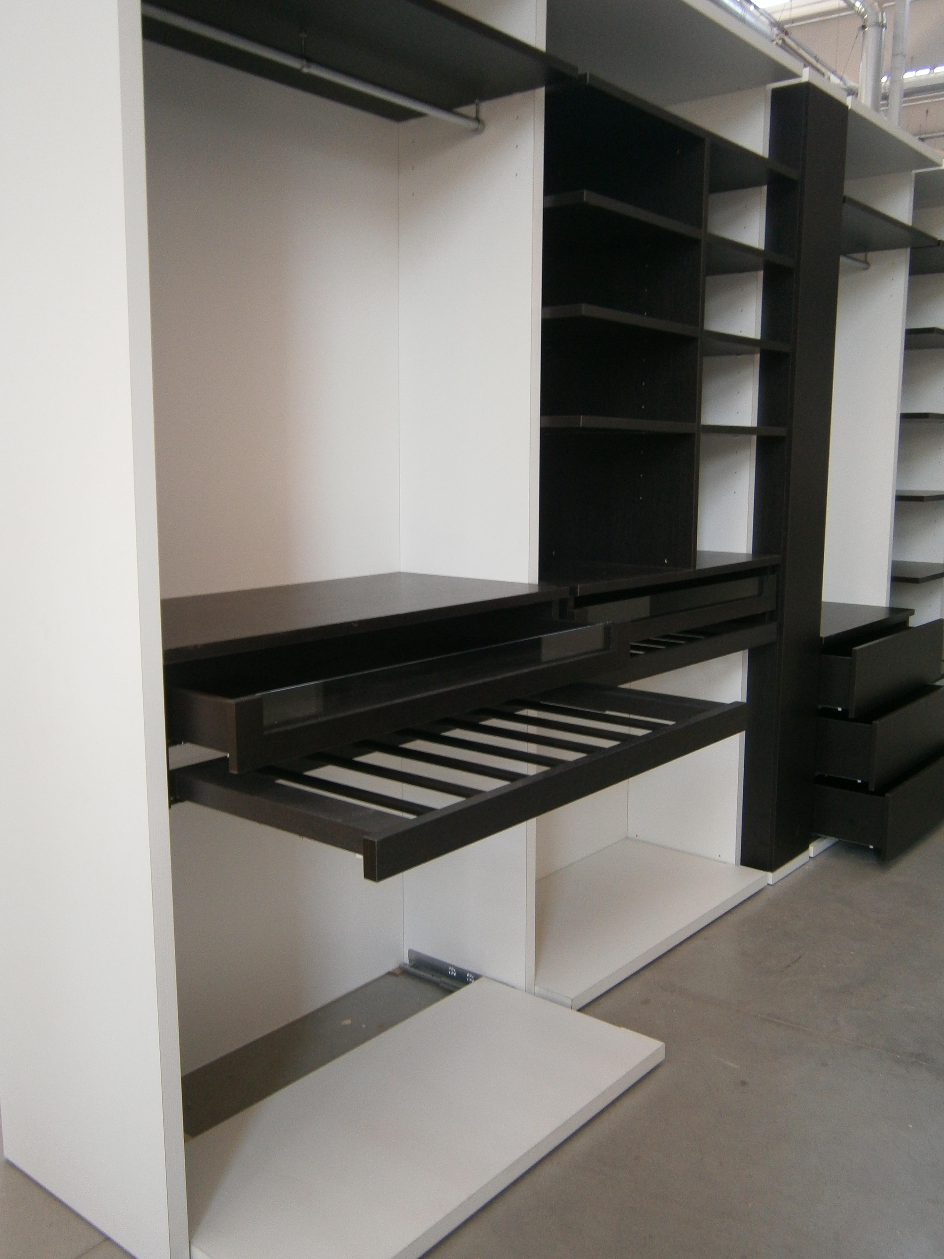 cabine armadio su misura produzione ESCAPE='HTML'