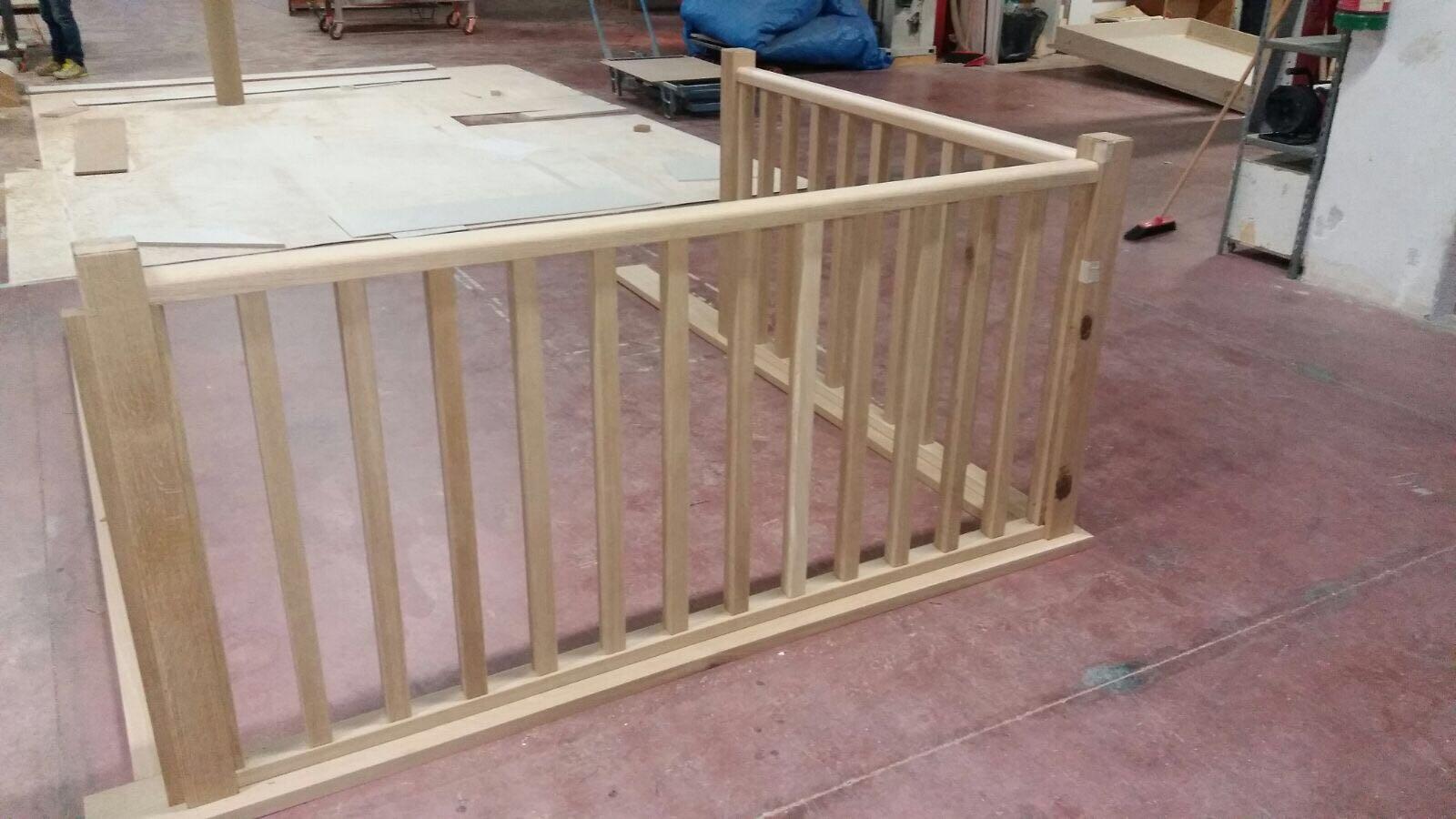 costruzione scale in legno ESCAPE='HTML'