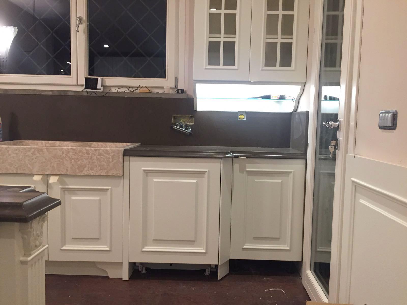 Arredamento cucina su misura Roma