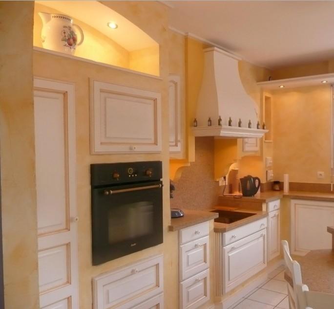 Arredamenti cucine in muratura artigianali