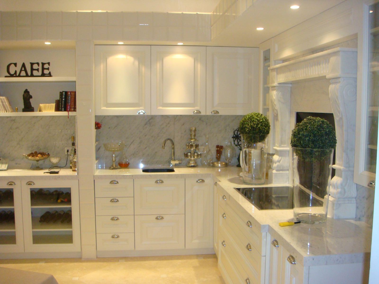 arredamenti di lusso cucine