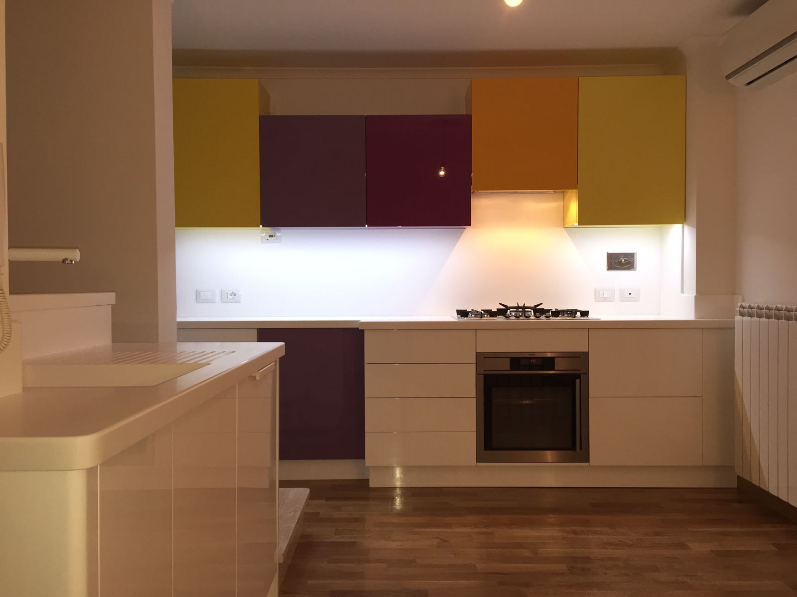cucine colorate roma ESCAPE='HTML'