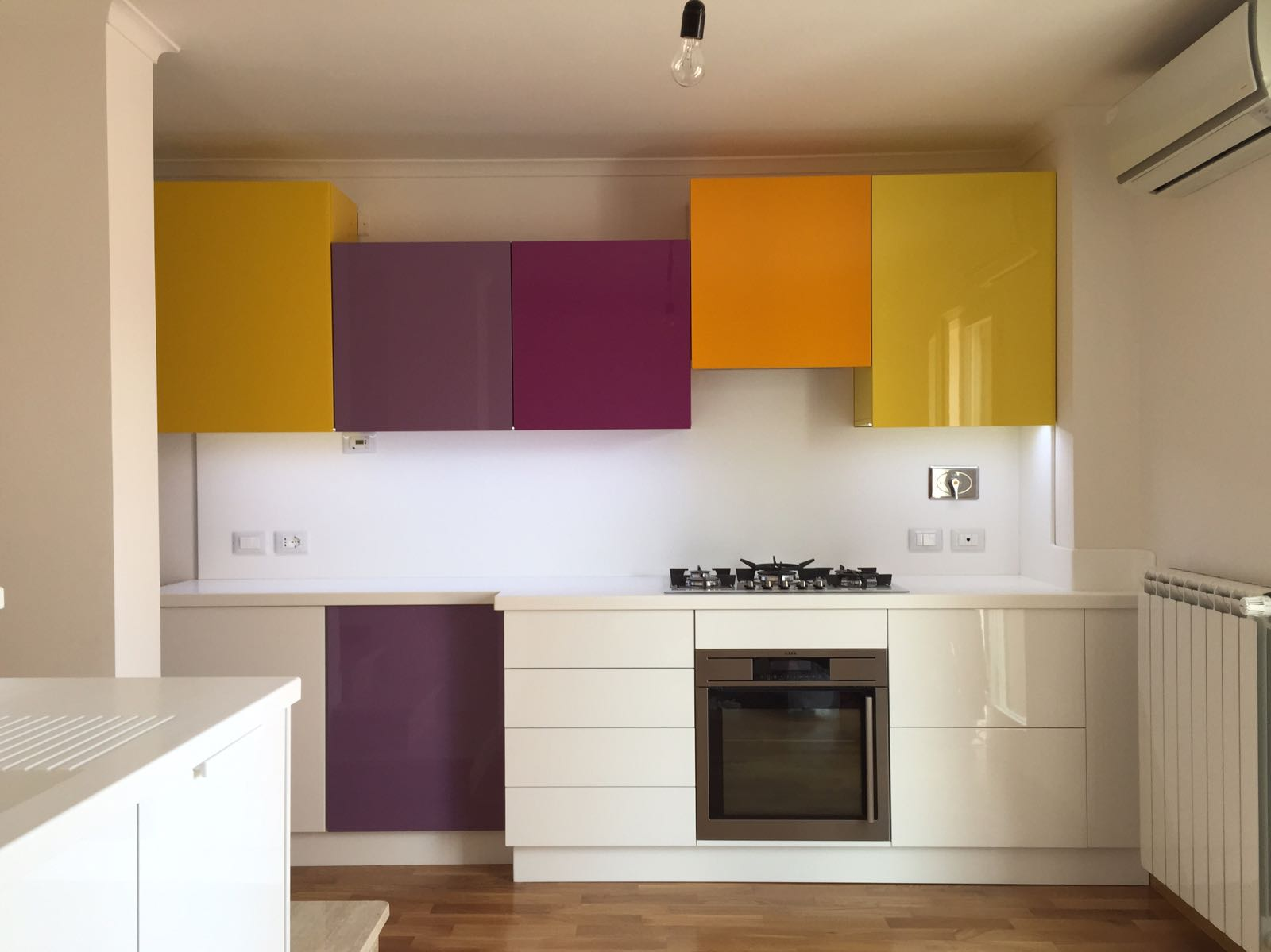 falegnameria cucine moderne su misura firenze