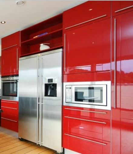 Cucine moderne laccate Roma-NOVITA'  Arredamenti su misura