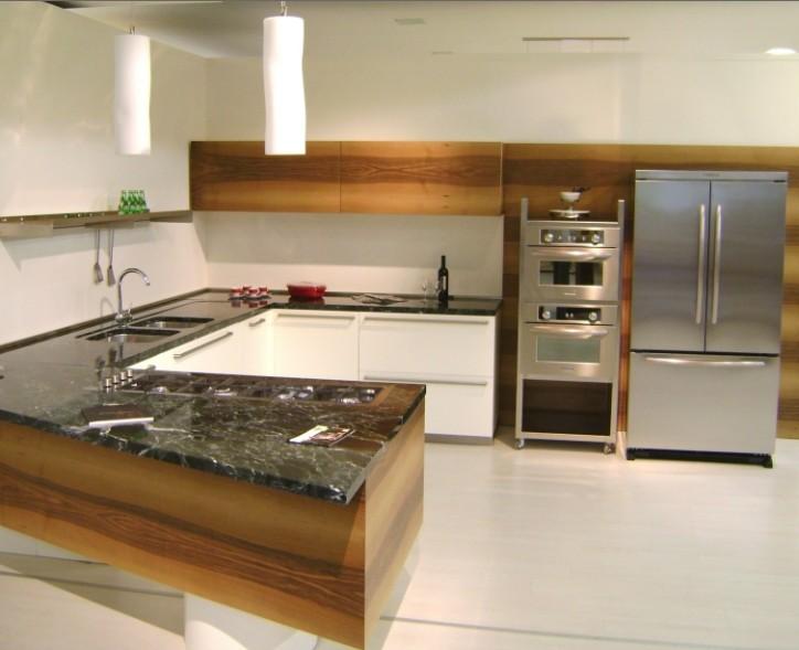 cucine artigianali moderne