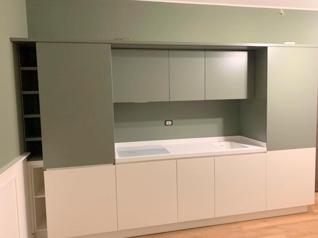 cucine su misura piccoli spazi