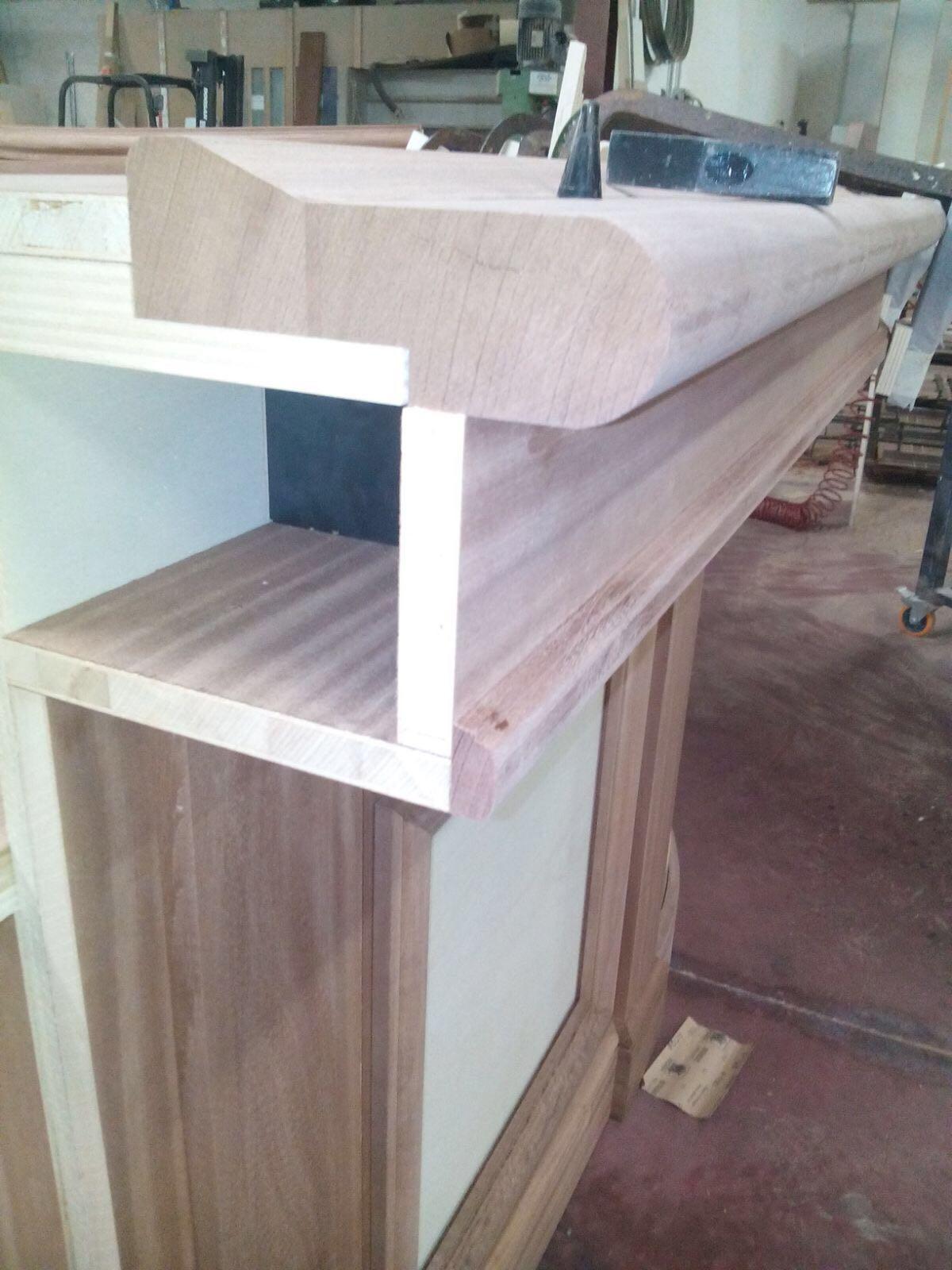 falegnameria angoli bar su misura