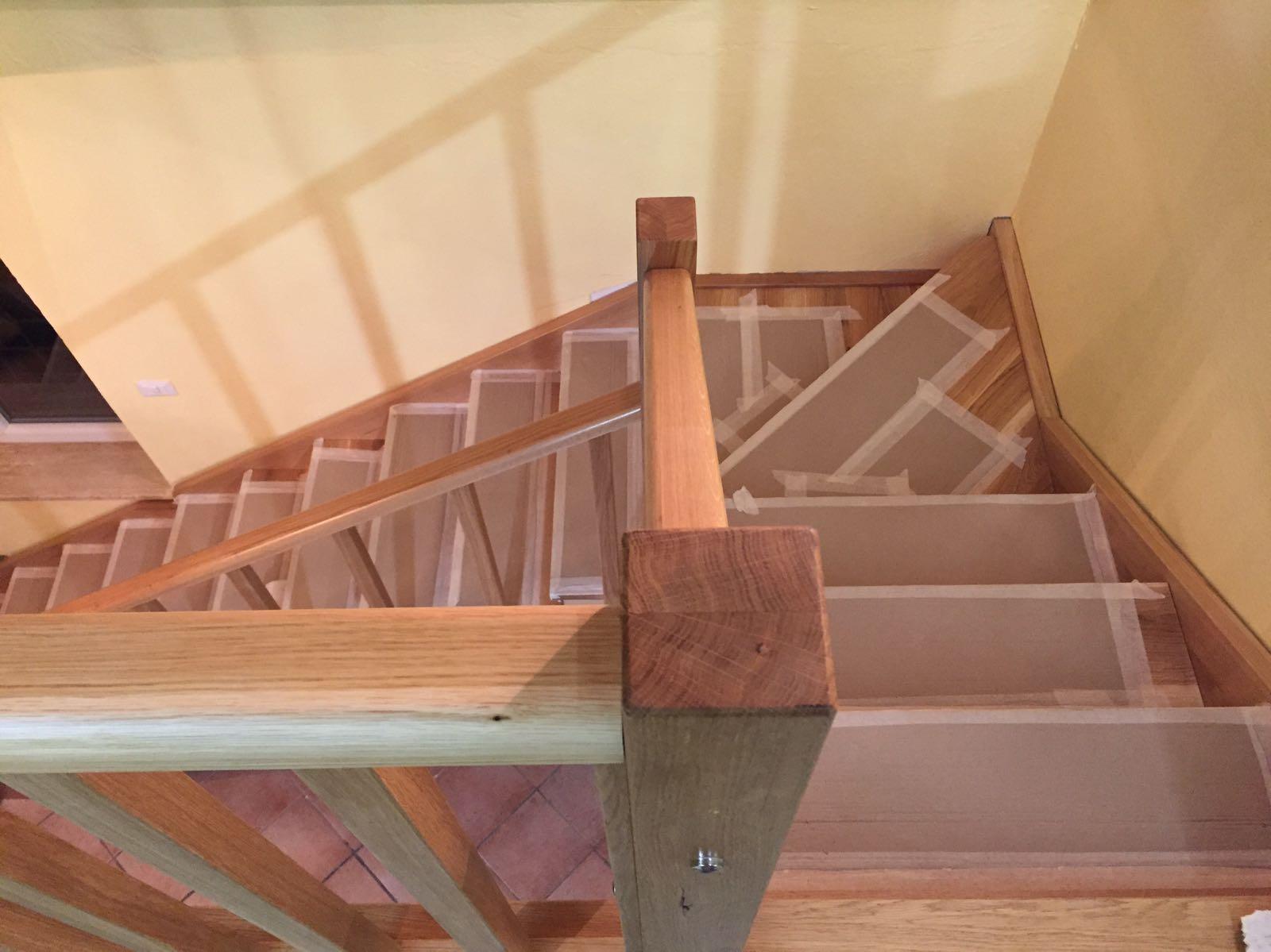 falegnameria scale in legno ESCAPE='HTML'
