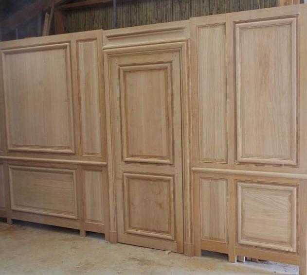 falegnameria boiserie in legno