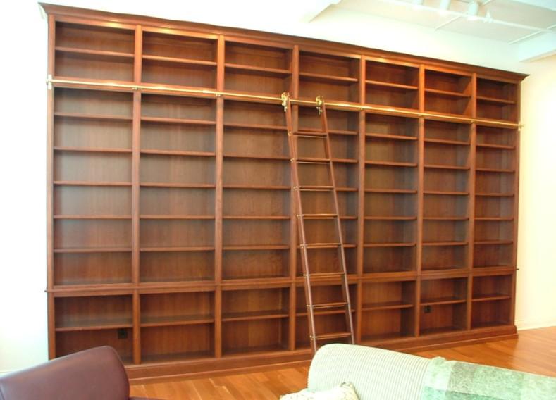 librerie su misura aperte