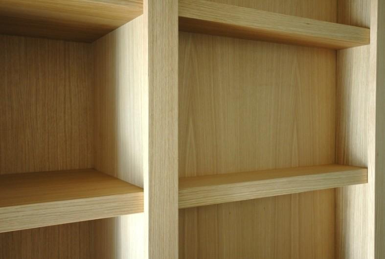 Librerie su misura solide