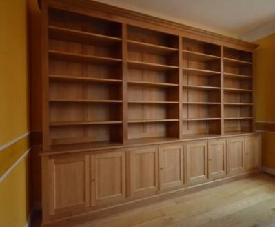 librerie su misura Bari