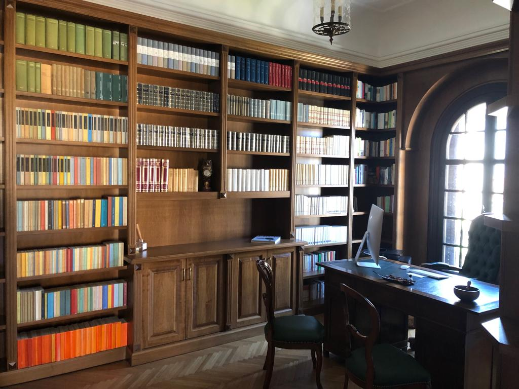 falegnameria librerie su misura