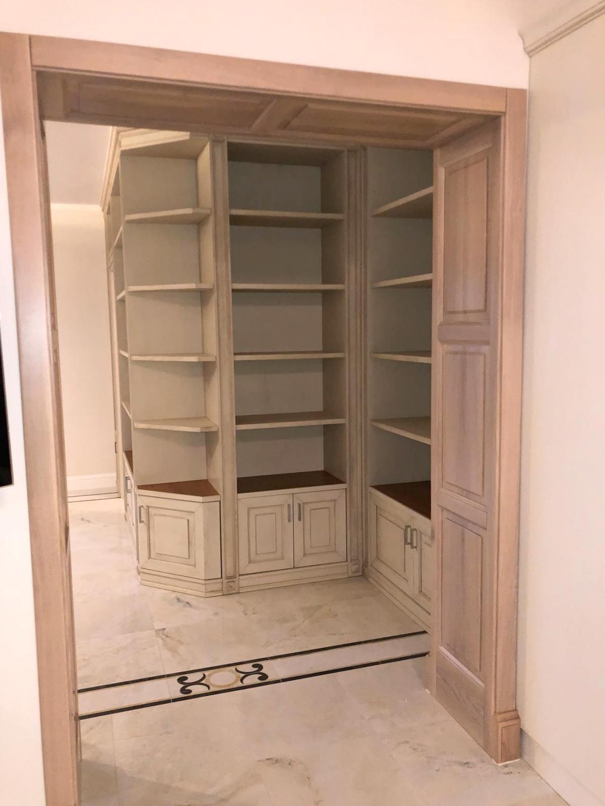 libreria su misura a roma