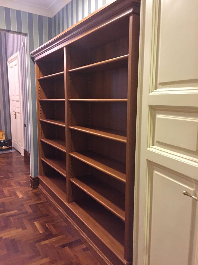 librerie su misura basse