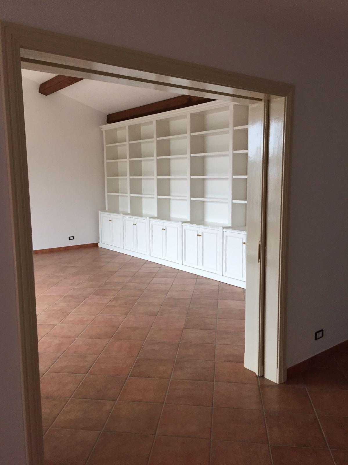 librerie per studio bianche roma