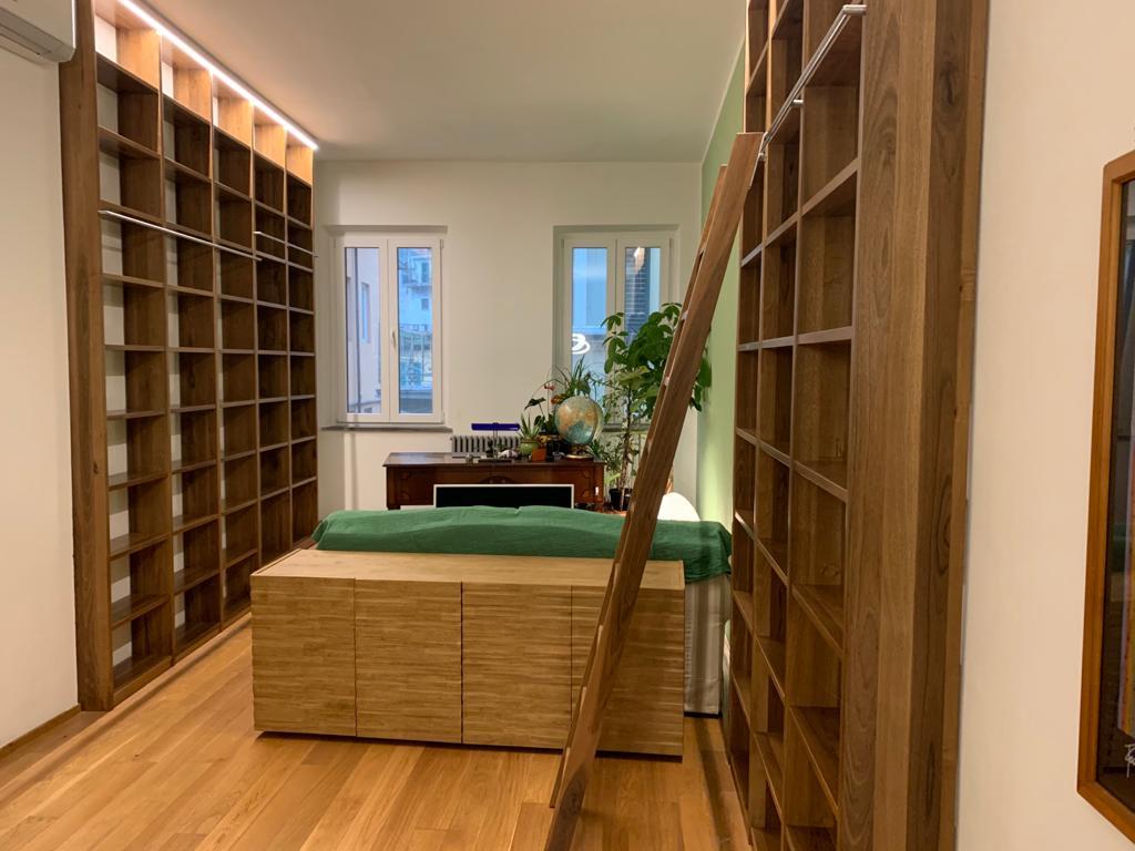 librerie in legno a giorno ESCAPE='HTML'