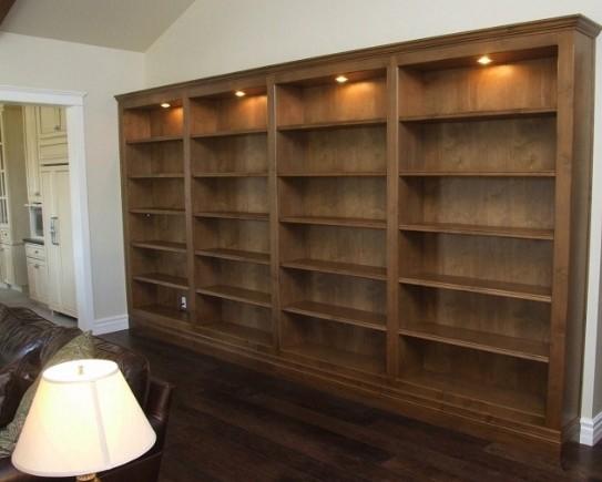 librerie in legno su misura  ESCAPE='HTML'