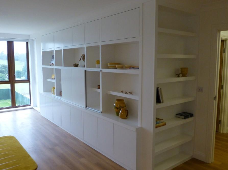 librerie in legno moderne su misura ESCAPE='HTML'