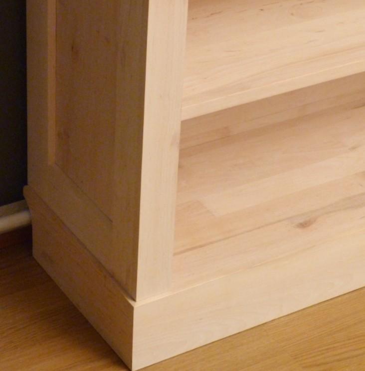 librerie su misura in legno particolari ESCAPE='HTML'