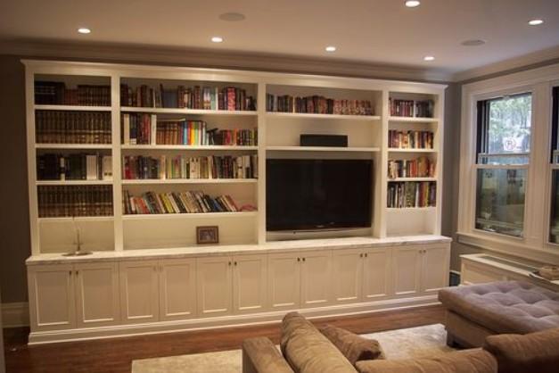 librerie su msiura bianche