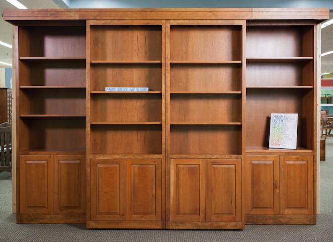 librerie su misura in legno  ESCAPE='HTML'