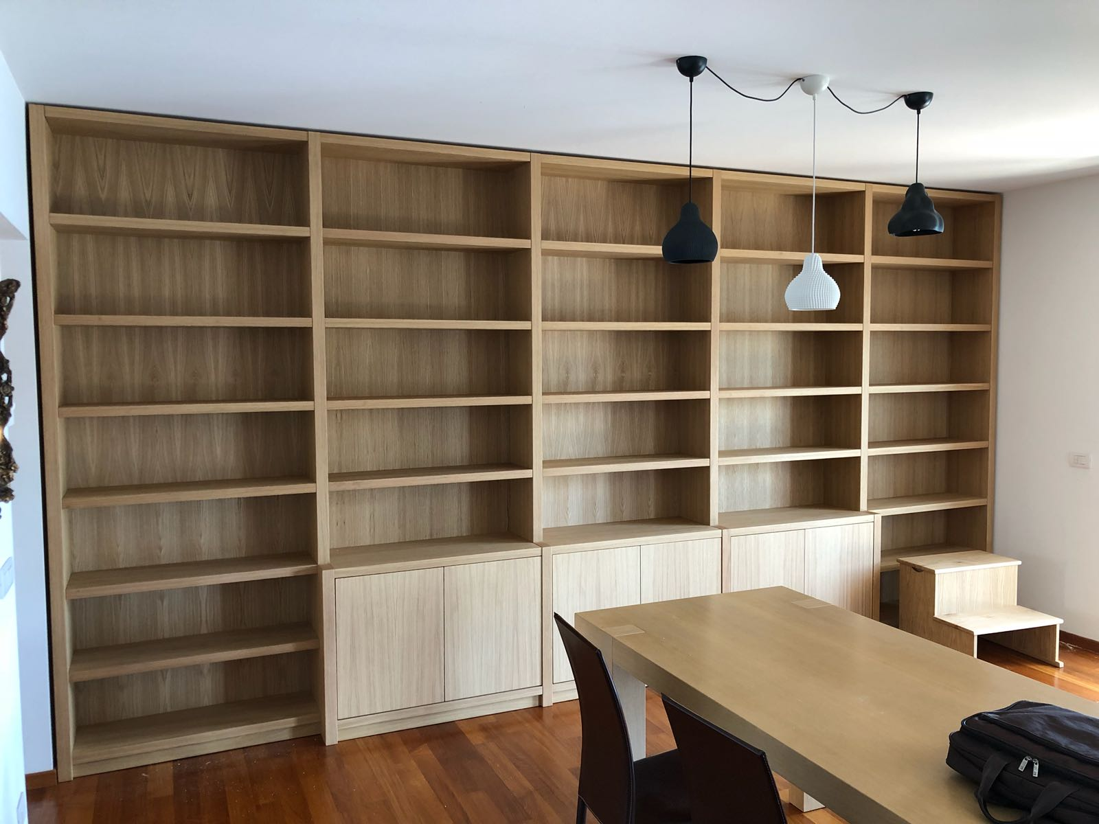 librerie in rovere ESCAPE='HTML'