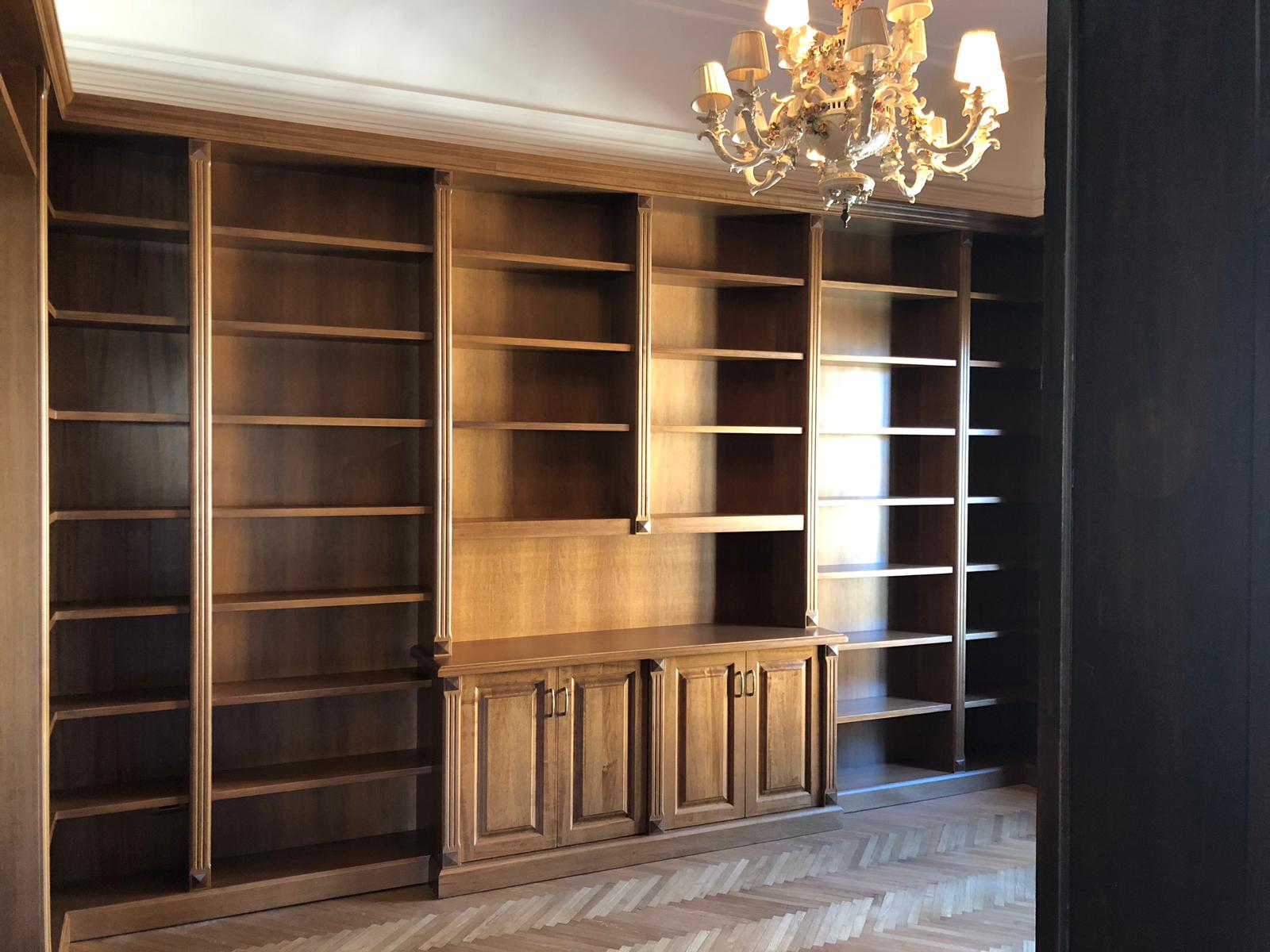 librerie legno noce ESCAPE='HTML'