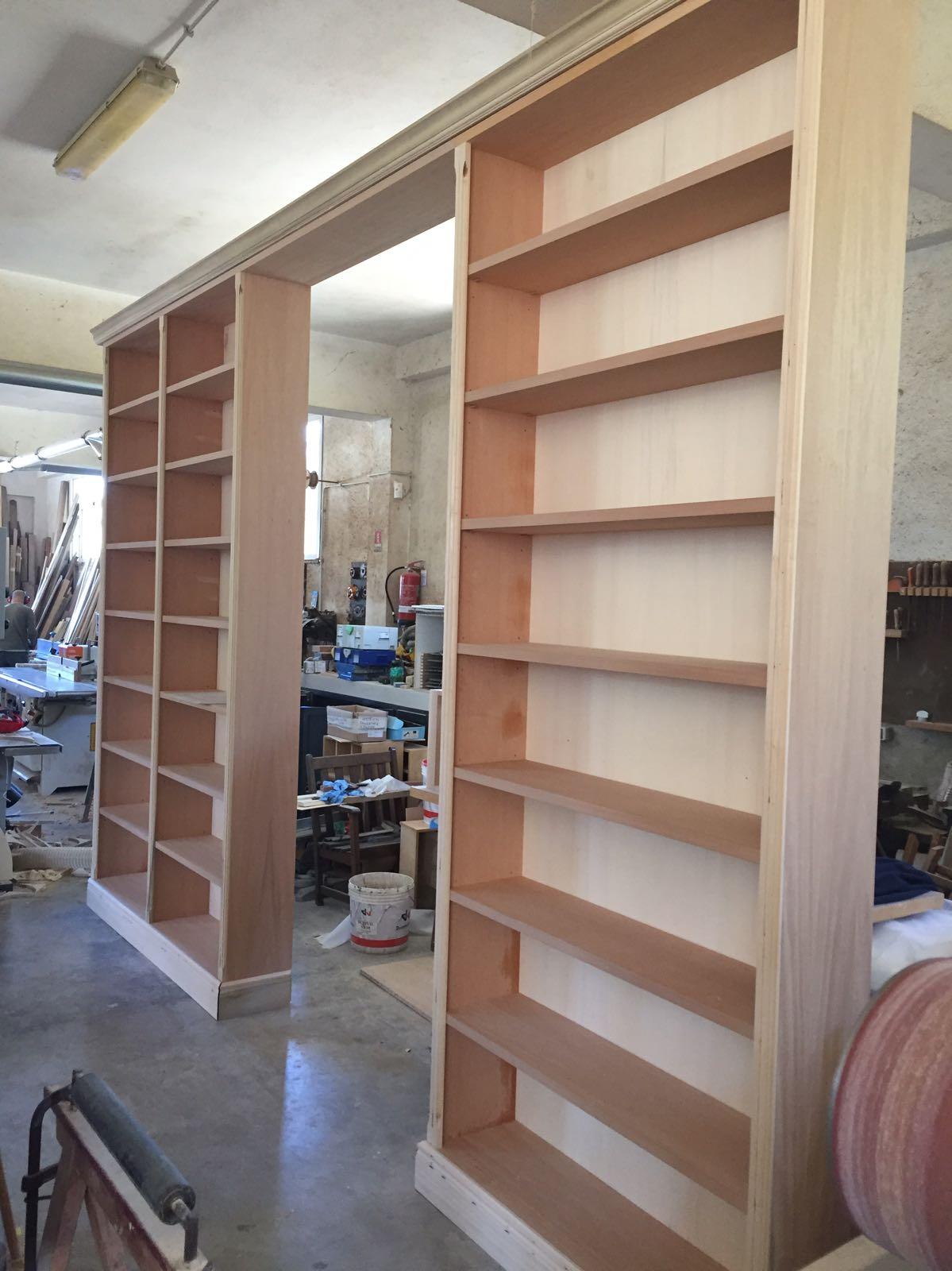 Mobili Su Misura Trieste mobili su misura- arredamenti su misura di qualità: librerie