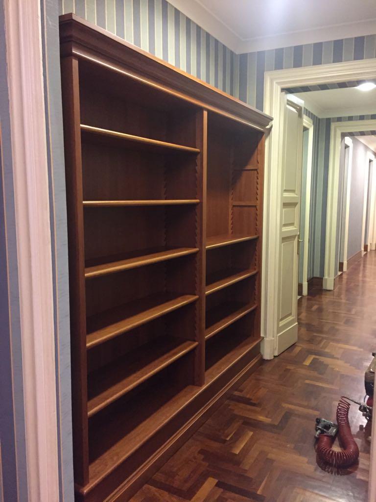 librerie su misura per studio ESCAPE='HTML'