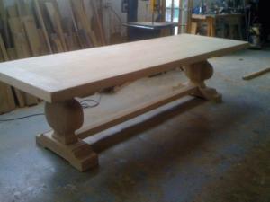 falegnameria tavoli in legno massello ESCAPE='HTML'