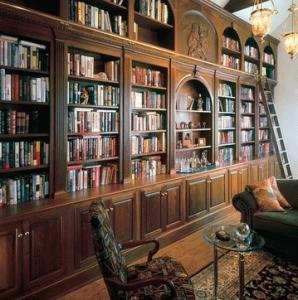 librerie in legno roma